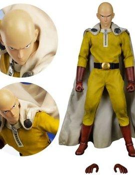 Threezero One-Punch Man Saitama Season 2 Action Figure