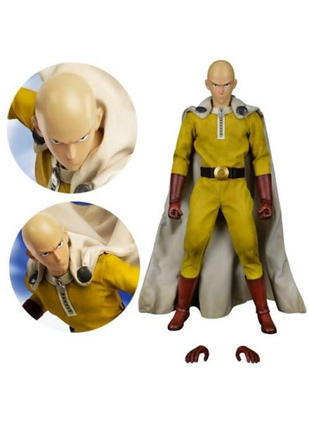 Threezero One-Punch Man Saitama Season 2 Action Figure