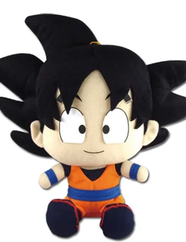 Great Eastern Entertainment Dragon Ball Z Goku Sitting Pose 7' Plush