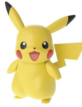 Bandai Hobby Gunpla Pokemon: Pikachu Model Kit