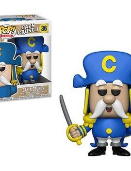 Funko POP! Captain Crunch (With Sword) #36 - Cap'n Crunch