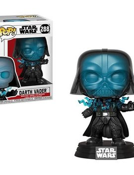 Funko POP! Electrocuted Darth Vader