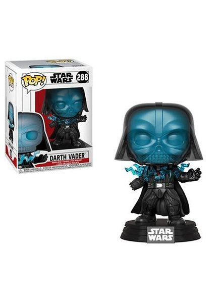 Funko POP! Electrocuted Darth Vader