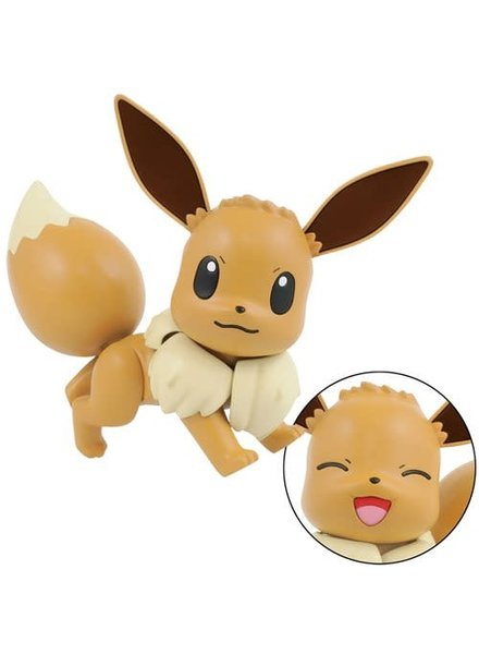 Bandai Hobby Gunpla Pokemon: Eevee Model Kit