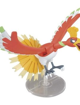 Bandai Hobby Gunpla Pokemon Ho-Oh Model Kit