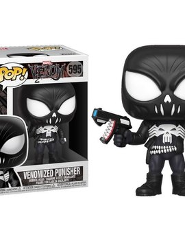 Funko POP! Venomized Punisher #595