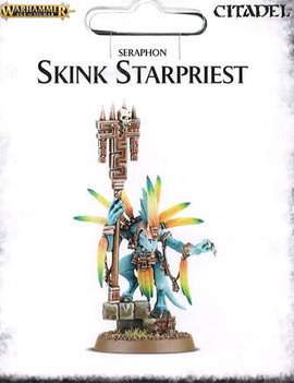 Games Workshop Skink Starpriest
