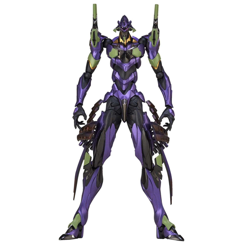 Revoltech EVANGELION EVOLUTION ‐Evangelion EVA-01 Natayanagi Ver.