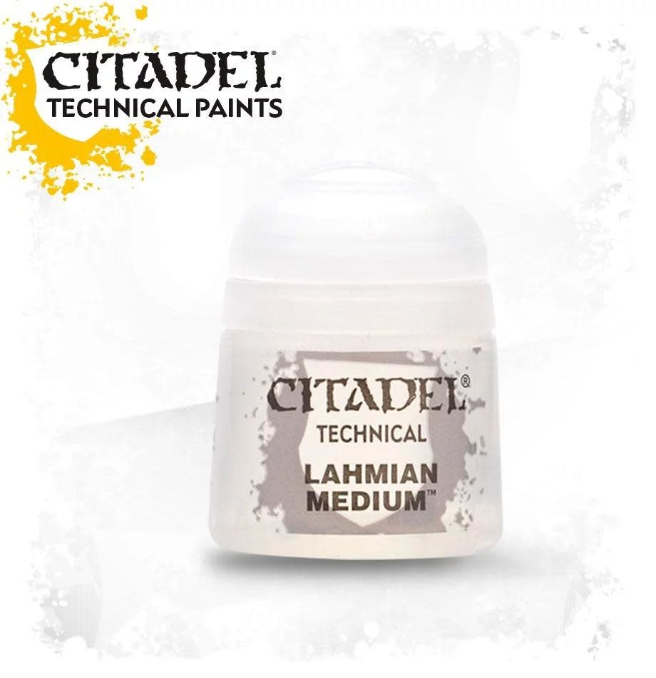 Games Workshop Citadel Paint Technical: Lahmian Medium