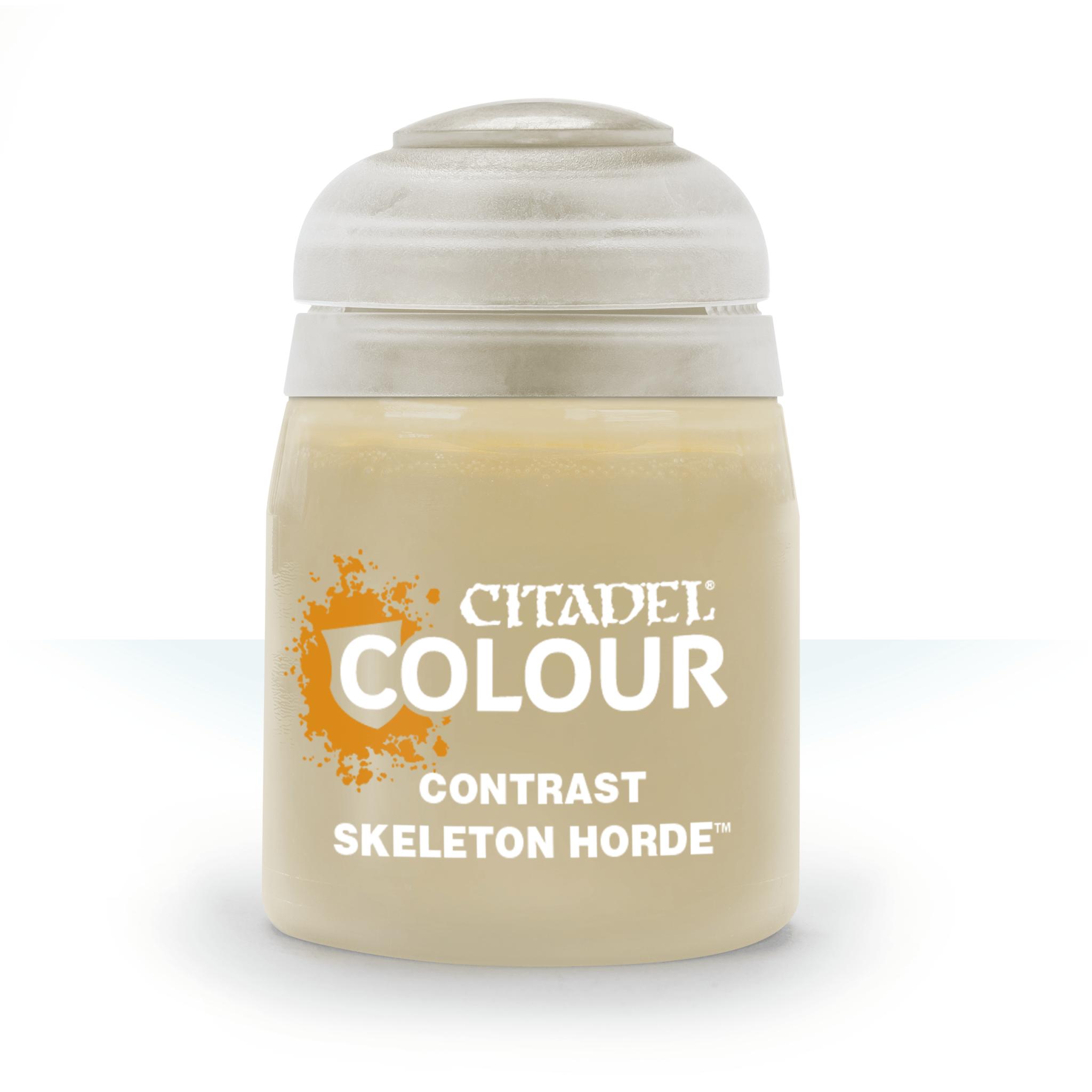Citadel Paint Contrast: Skeleton Horde