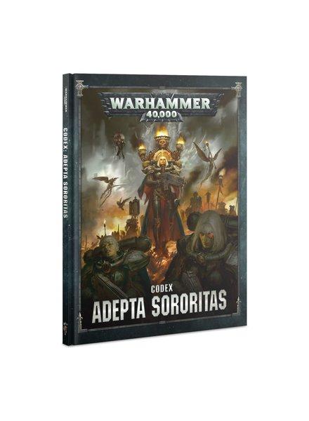 Warhammer Codex: Adepta Sororitas