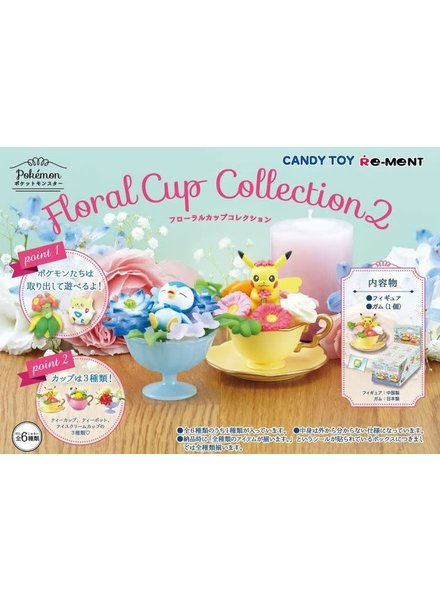 Pokemon: Floral Cup Collection #2