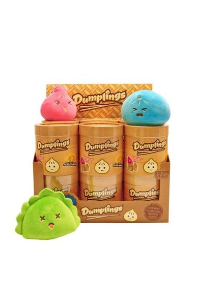 Commonwealth Toys Dumplings Plush Blind Bag