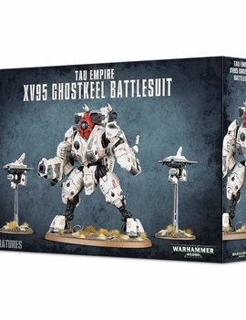 Warhammer Tau Empire: XV95 Ghostkeel Battlesuit