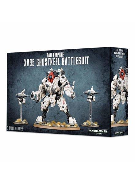 Warhammer Tau Empire: XV95 Ghostkeel Battlesuit