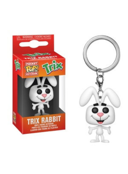 Pocket POP! Keychain - Trix Rabbit