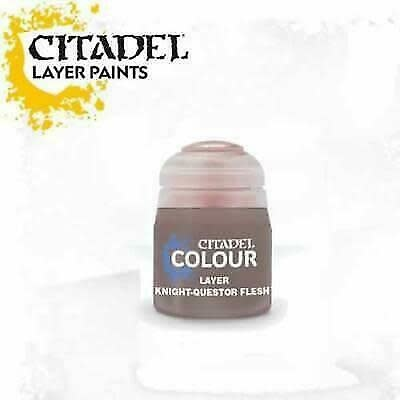 Citadel Paint Layer: Knight-Questor Flesh