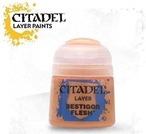 Citadel Paint Layer: Bestigor Flesh