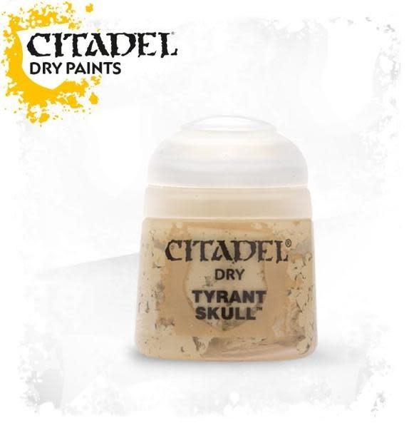 Citadel Paint Dry: Tyrant Skull