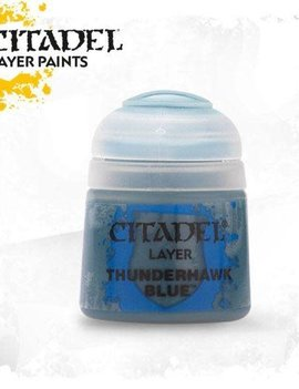 Games Workshop Citadel Paint Layer: Thunderhawk Blue