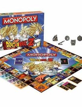 USAOPOLY Monopoly Dragon Ball Z Edition
