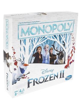 Parker Brothers Monopoly: Frozen 2 Edition