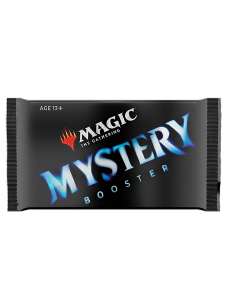 Magic The Gathering Mystery Booster Pack