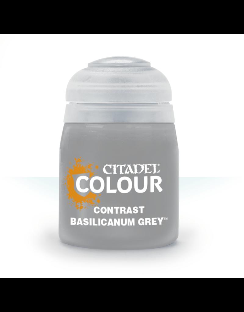 Citadel Paint Contrast: Basilicanum Grey