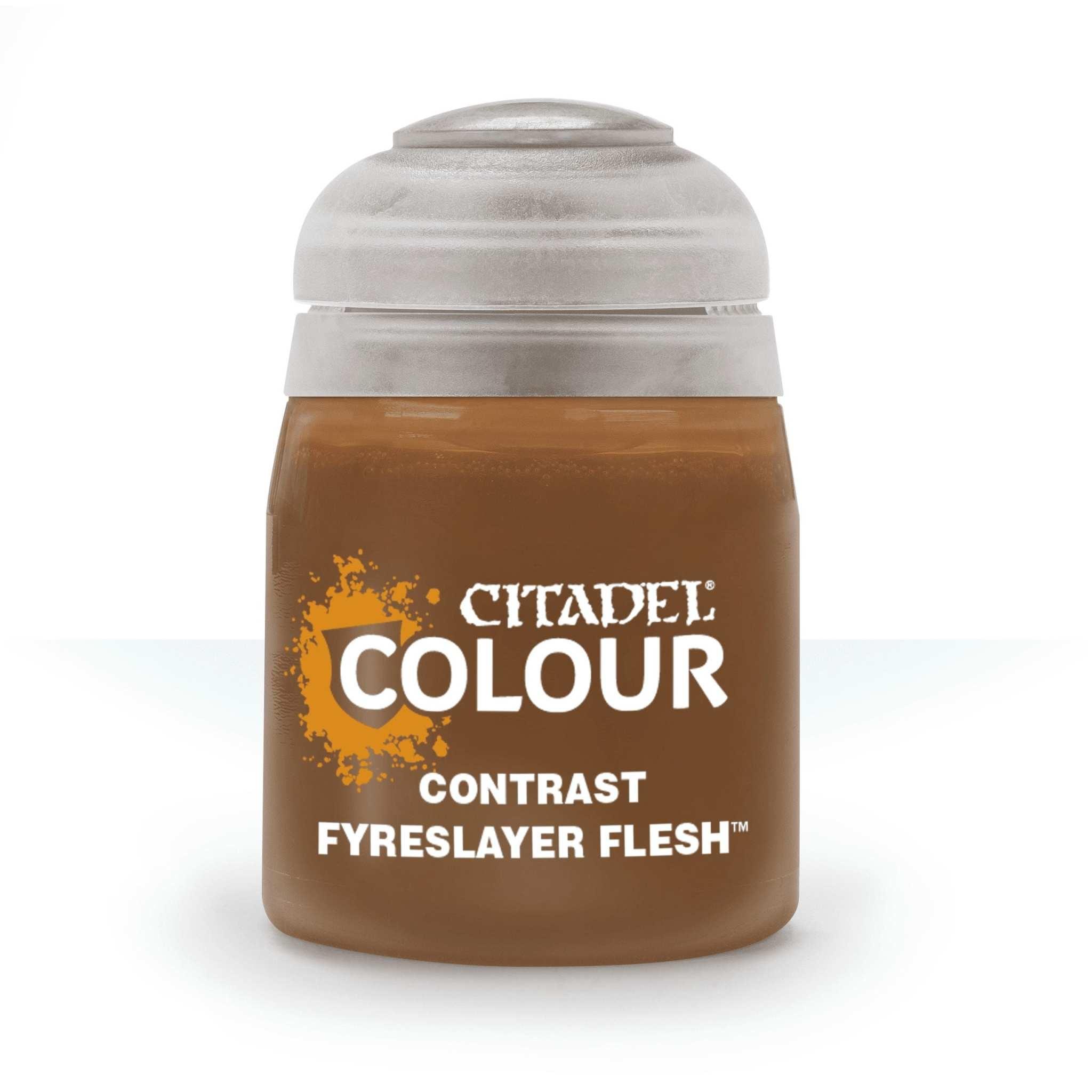 Citadel Paint Contrast: Fyreslayer Flesh