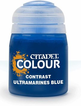 Games Workshop Citadel Paint Contrast: Ultramarines Blue