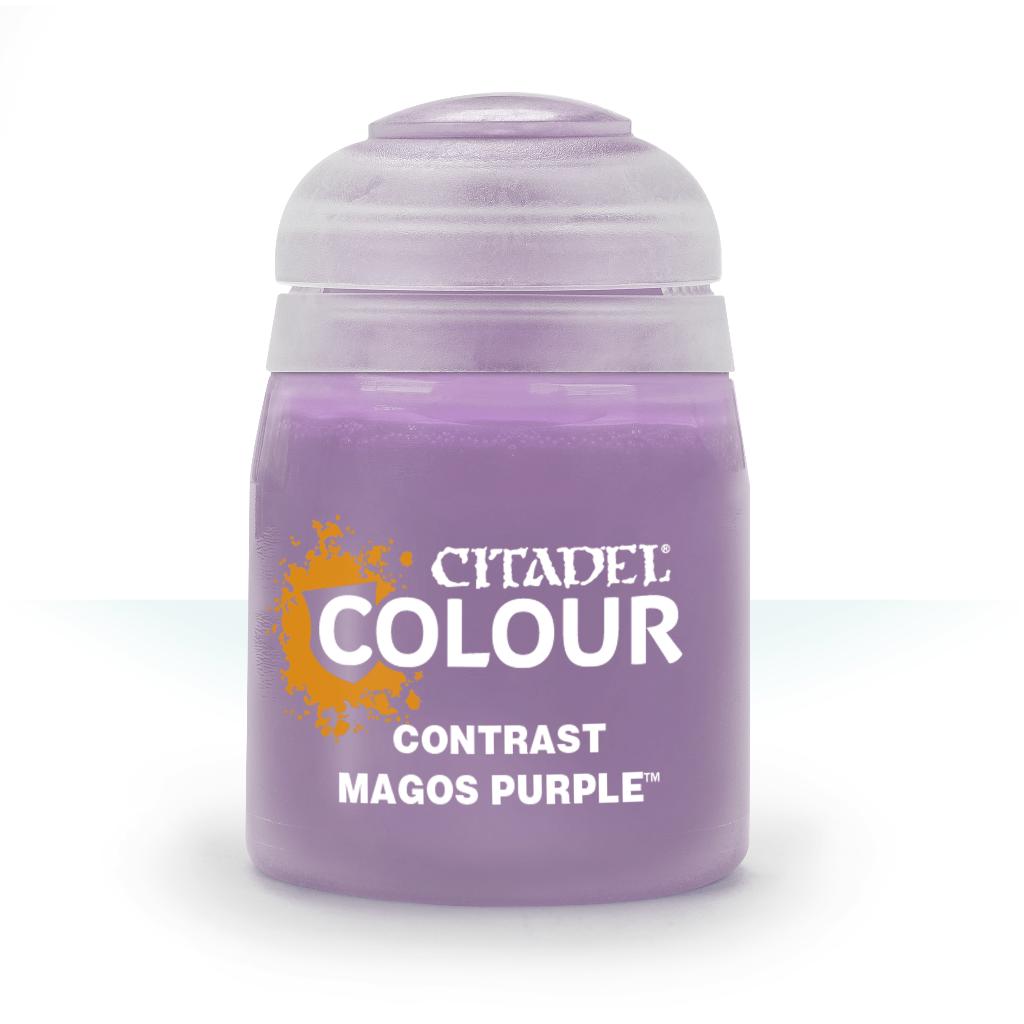 Citadel Paint Contrast: Magos Purple