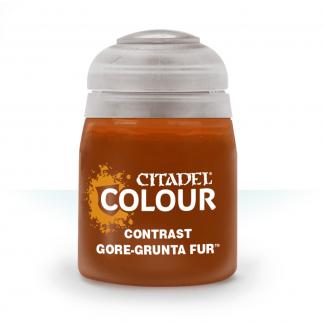 Citadel Paint Contrast: Gore-Grunta Fur