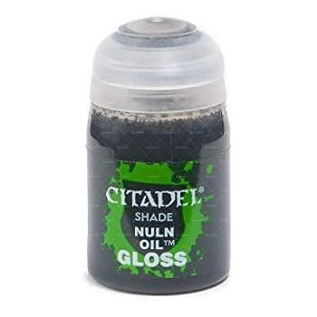 Citadel Paint Shade: Nuln Oil Gloss