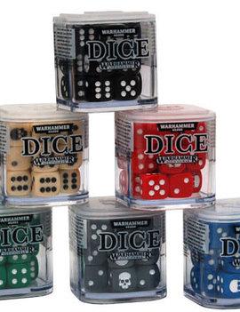 Games Workshop Citadel 12mm Dice Set (6-Pack)