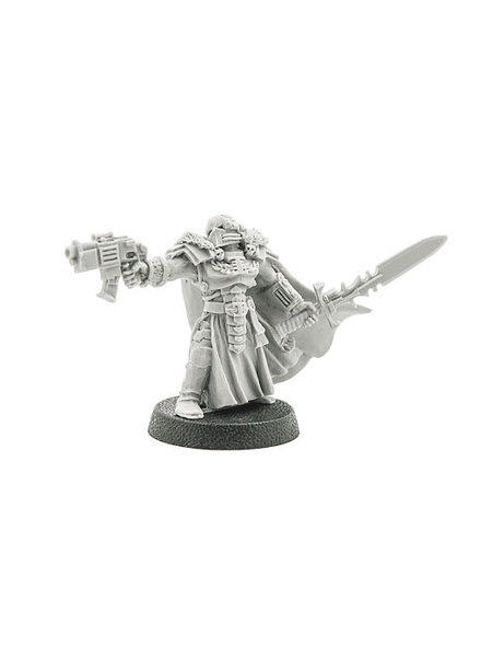 Inquisitor with Bolt Pistol & Power Sword