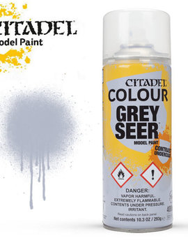 Citadel Spray Paint: Grey Seer