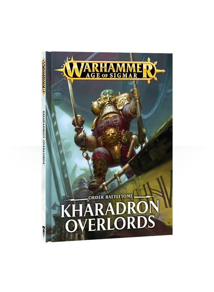 Battletome: Kharadron Overlords (ORIGINAL)
