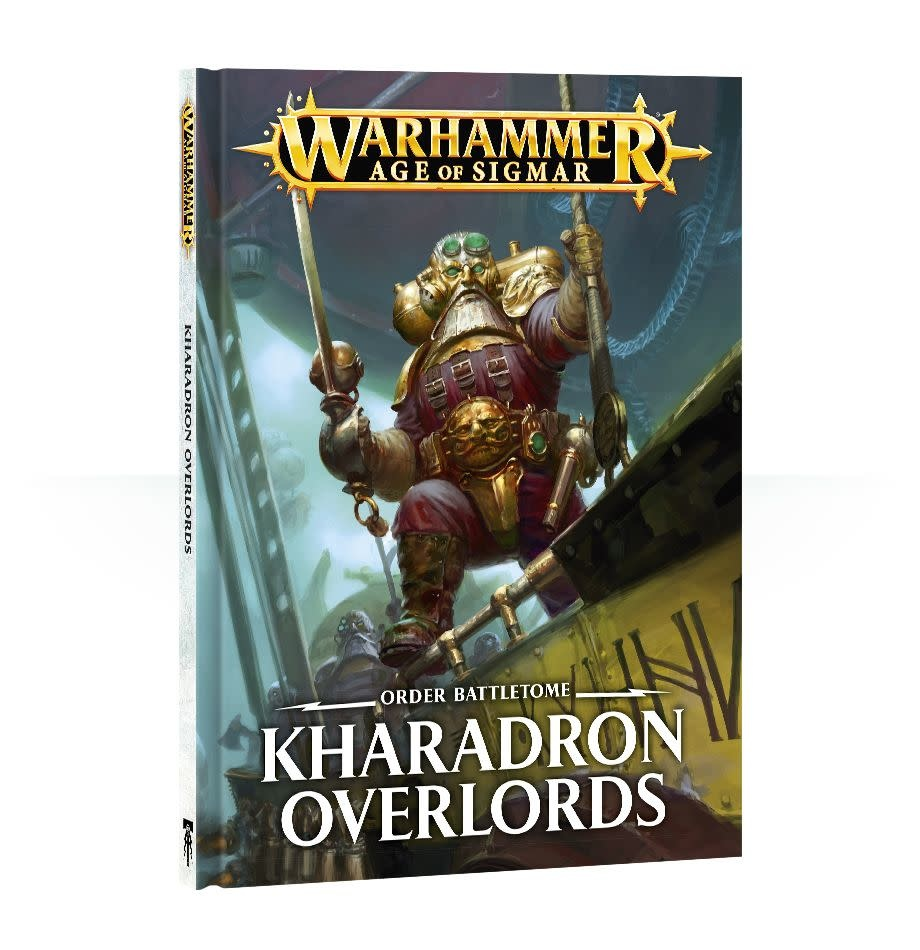 Battletome: Kharadron Overlords (ORIGINAL)