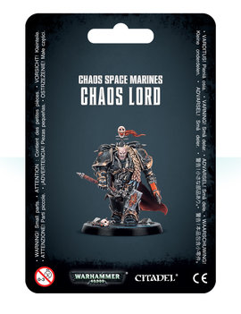 Chaos Space Marines: Chaos Lord