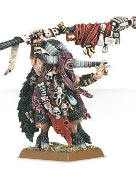 Beasts of Chaos: Great Bray-Shaman (Large)