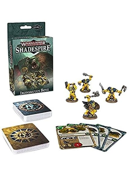 Warhammer Underworlds: Ironskull Boyz PRE-OWNED