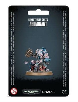 Genestealer Cults: Abominant
