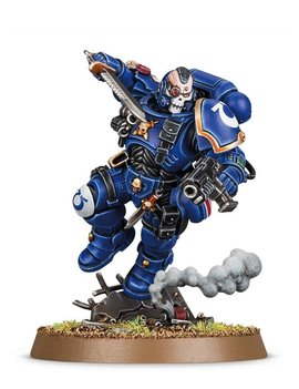 Space Marines: Primaris Lieutenant in Phobos Armour