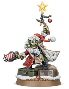Games Workshop Orks: Da Red Gobbo