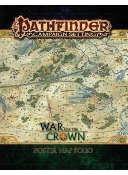 Pathfinder CS War for the Crown Map Folio