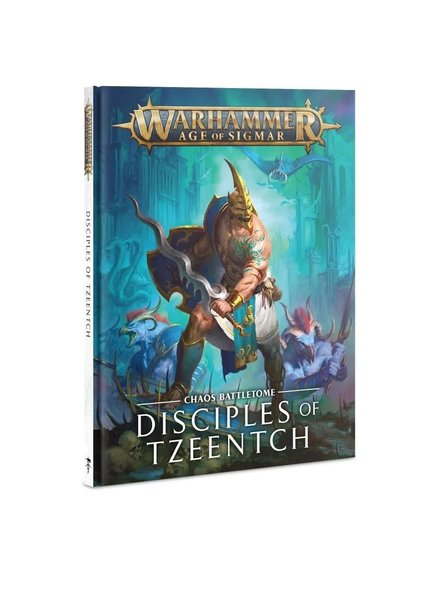 Games Workshop Battletome: Disciples of Tzeentch