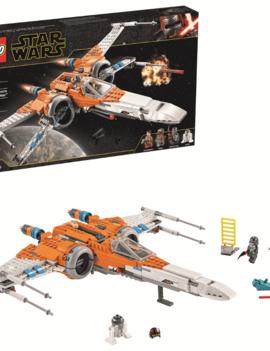 LEGO STAR WARS: Poe Dameron's X-wing Fighter