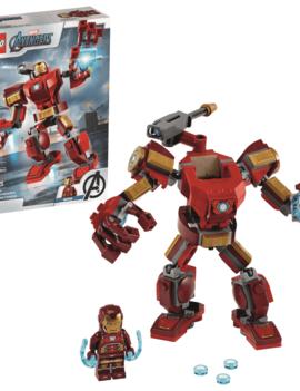 Lego LEGO MARVEL: Iron Man Mech