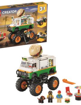 Lego LEGO CREATOR: Monster Burger Truck