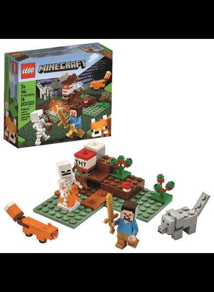 Lego Minecraft The Taiga Adventure LEGO #21162